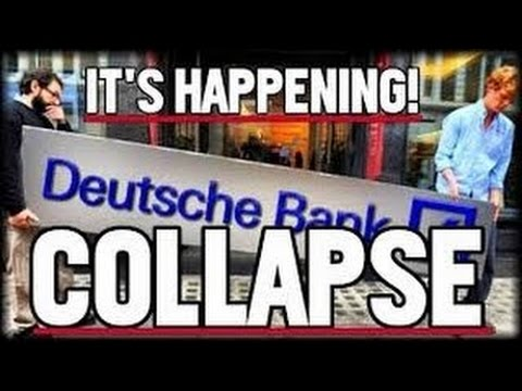 Euro Collapse & Dollar Collapse Coming Deutsche Bank Collapse Is Happening Now!