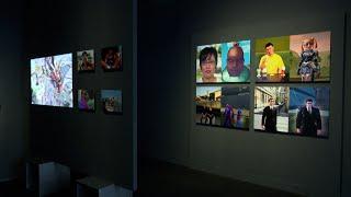 La exposición 'Homo Ludens' analiza el impacto social de los videojuegos
