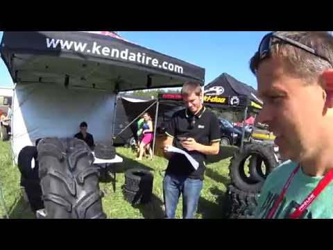 Резина для квадроциклов KENDA Bear Claw & DEESTONE Swamp Witch