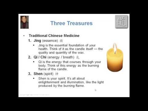 The Three Treasures