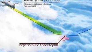 Два самолета едва не столкнулись в небе над Москвой из-за трудностей перевода