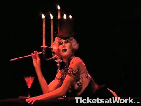 Zumanity The Sensual Side of Cirque du Soleil | Las Vegas