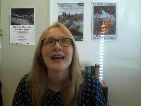Preparing for the UN language competitive examination (Emily, UNOG)