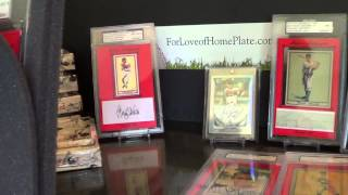 2014 Historic Autographs HA 1941 Play Ball Originals Case Break - Big Ted Williams Hit!!!