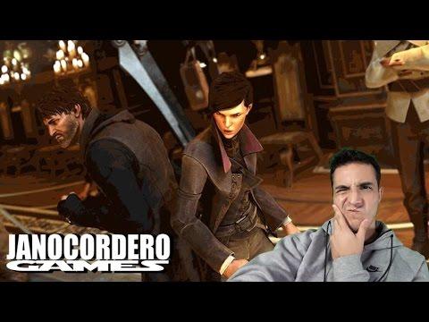 Dishonored 2 - ¿Con qué personaje debes comenzar?