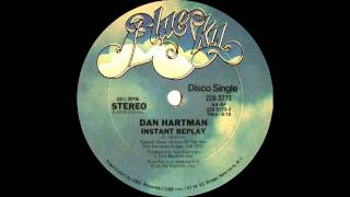 Dan Hartman - Instant Replay (Blue Sky Records 1978)