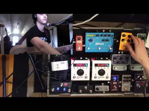 Source Audio Aftershock Review (Bass Effects Demo)