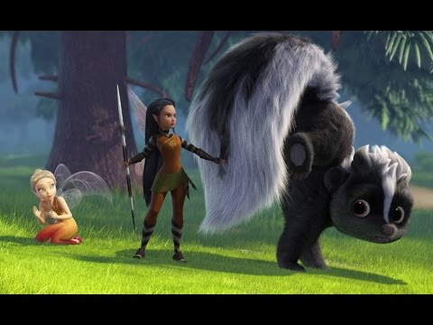 """""""Tinker Bell and the Legend of the Never Beast"""" Clip"""