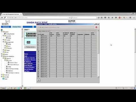 3com switch 4250t un vistazo a la configuraci n manual youtube rh youtube com 3com 4500 50 port manual 3com superstack 4500 manual