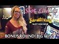 Nice Win! Elephant King Bonus Round! Fun! Slot Ladies