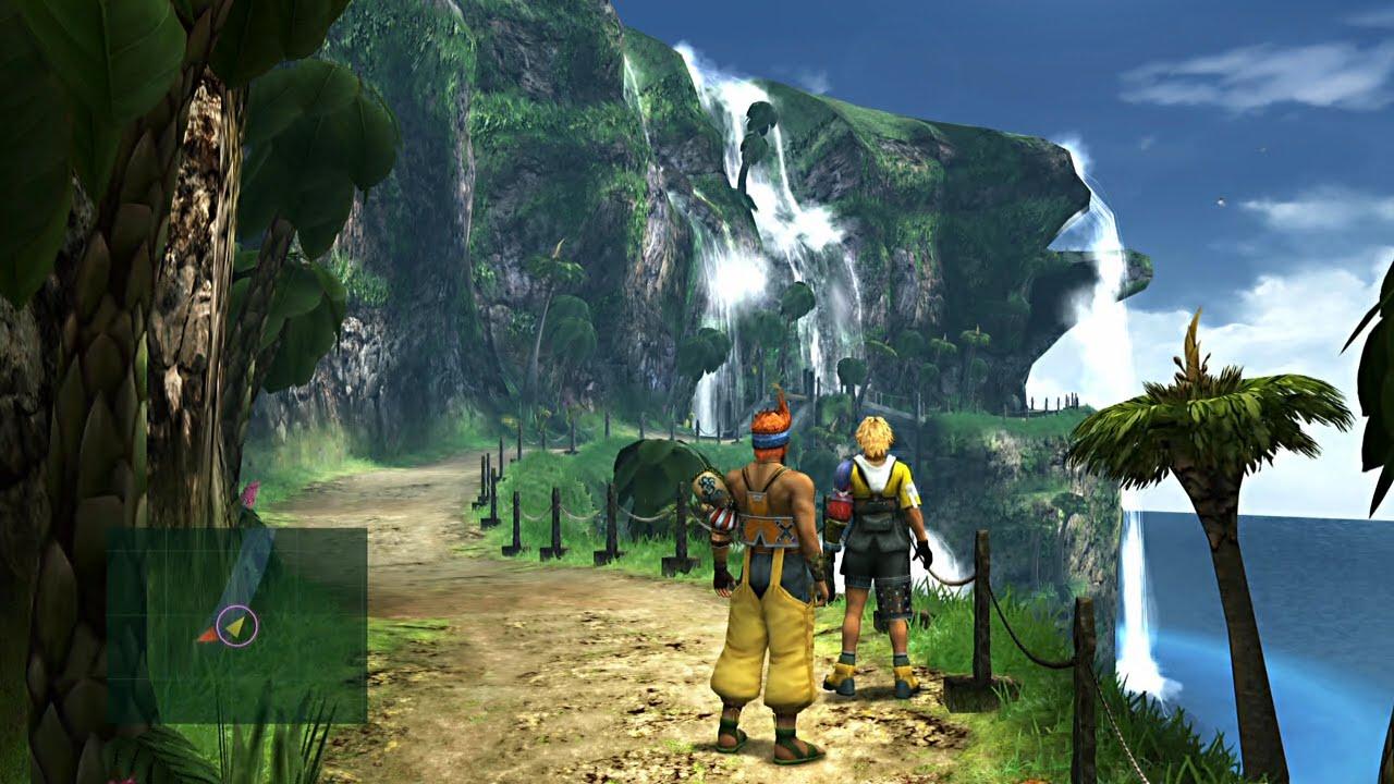 Final Fantasy 10 Ps4 Walkthrough