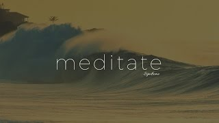 Download FREE Chill Guitar Hip-Hop Beat / Meditate (Prod. By Syndrome) MP3 song and Music Video