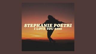 stephanie poetri - i love you 3000 [lyrics / letra]