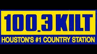 FM 100.3 KILT - Houston - Top Of The Hour Aircheck