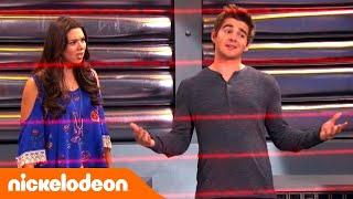 Грозная семейка | В заточении | Nickelodeon Россия