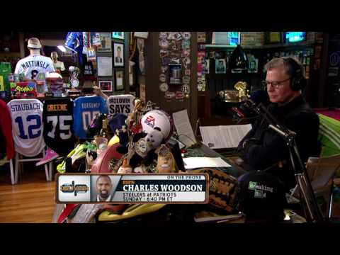 Charles Woodson on The Dan Patrick Show (Full Interview) 1/20/17