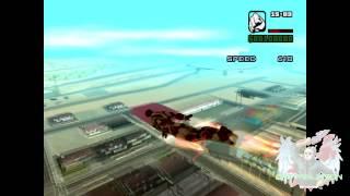 GTA San Andreas Iron Man 3 Mod [Fly] 1080p [DOWNLOAD]