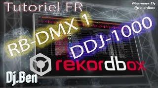 Video 79 : Le RB DMX1 Piloté Par Le DDJ 1000