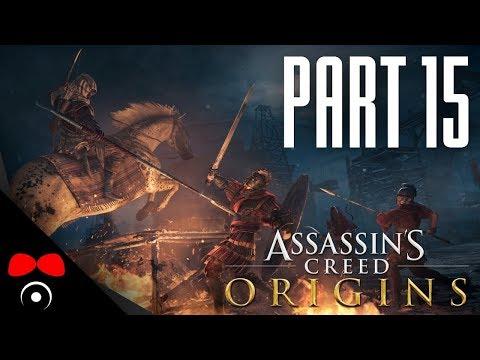 OBLAST NAD MOJE SÍLY! | Assassin's Creed: Origins #15