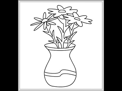 Flowers Coloring Pages :: Online Coloring Pages For Girls :: Girl ...
