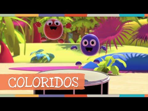 Palavra Cantada | Coloridos