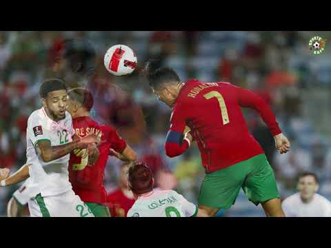 Portugal's Ronaldo sets new record with double against Ireland - La ...