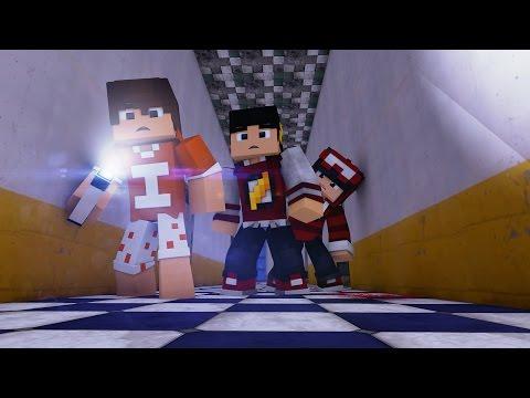 Minecraft: ACAMPAMENTO #3 - Hospital ‹ AM3NlC ›