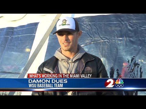 wdtn:-wright-state-baseball-team-helps-distribute-coats-to-families-in-need