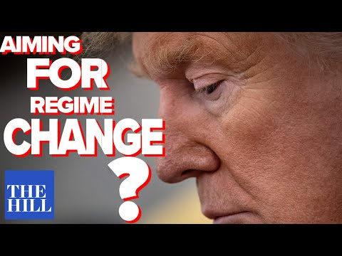 Iran Expert: Is the Trump Administration aiming for a regime change? #Regime