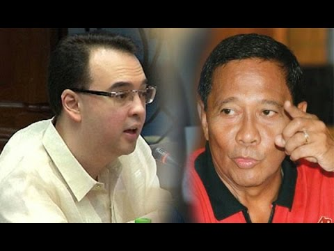 1 Philippine Senate Blue Ribbon Committee Hearing Jejomar Binay Makati city hall Cayetano 8/9