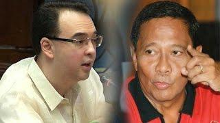 8 Philippine Senate Blue Ribbon Committee Hearing Jejomar Binay Makati city hall Cayetano Part 2
