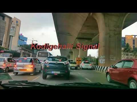 Yelahanka to Hebbal Flyover | Drive in Bangalore