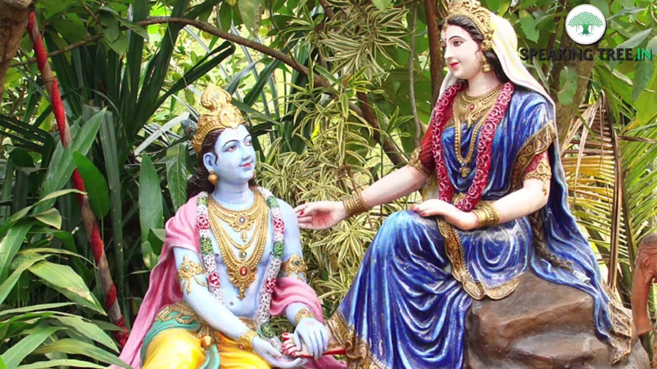 Krishna And Radha Hd Wallpaper Krishna And Radha Love Story Www Pixshark Com Images