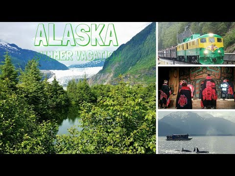 Alaska Summer Vacation 2017 | Juneau, Ketchikan, Skagway | Alaska Cruise on Celebrity Solstice