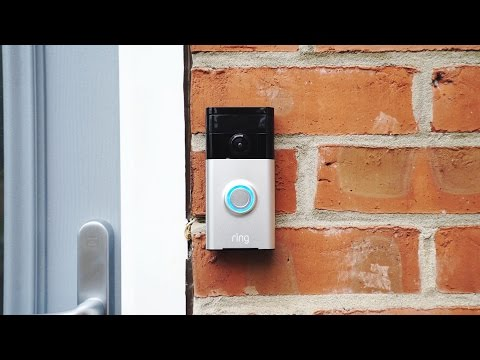 Ring Video Doorbell: Review! How does it work?