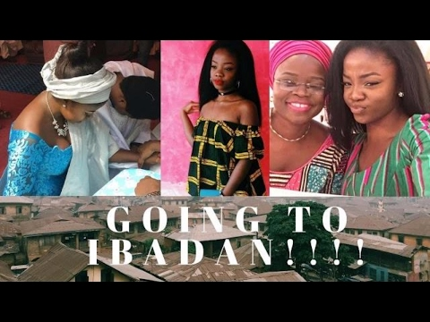 I'M GOING TO IBADAN!! | YORUBA INTRODUCTION| NIGERIA VLOG 2