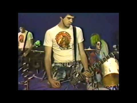 Nirvana  Evergreen State College Television Studios, Olympia 1990 PRO 1b