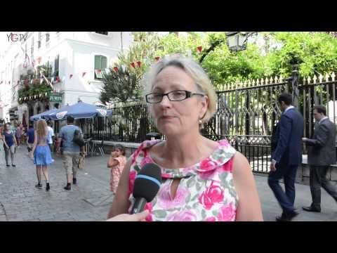 YGTV Gibraltar News Update: Julie Girling MEP on Gibraltar Visit