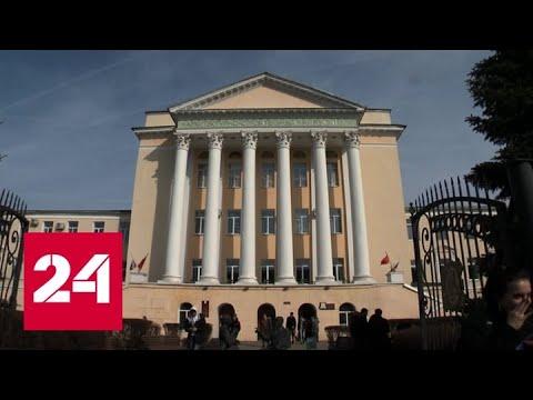 В Воронеже общежитие с сотней студентов закрыли на карантин - Россия 24