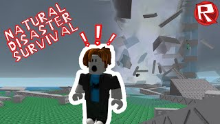 Our New Friend Stumpy!!! Funny Moments in Roblox: Natural Disaster Survival