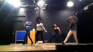 Upgrade U Willdabeast Choreography