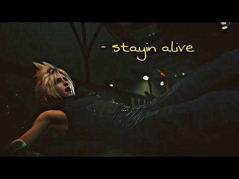 Download Cloud Strife Stayin Alive