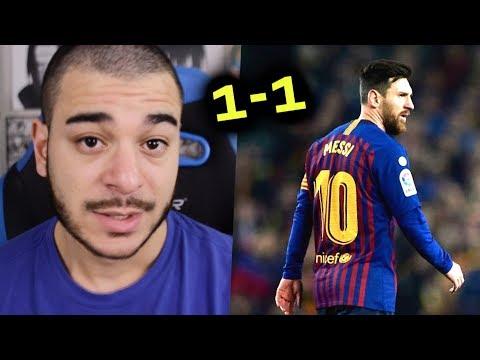 (DEBRIEF) FC BARCELONE - REAL MADRID [Copa del Rey]