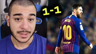 (DEBRIEF) FC BARCELONE - REAL MADRID [Copa del Rey]