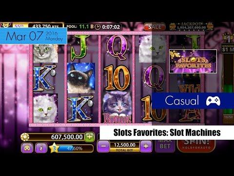 Slots Favorites: Slots Machines - Highlights