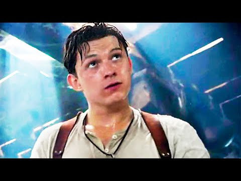 UNCHARTED Le Film avec Tom Holland !