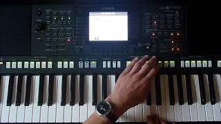 Download lagu Luis Fonsi-Despacito ft.Daddy Yankee (Yamaha Psr s750)