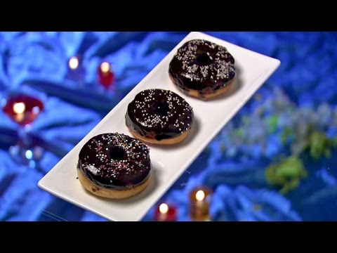 Dhe Ruchi I Ep 126 - Chocolate Doughnuts I Mazhavil Manorama