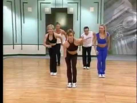 Work It Off Cardio Dance 1