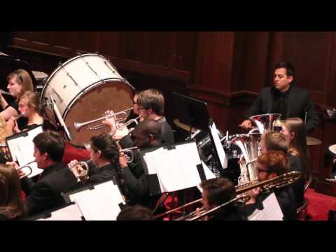 Asbury University Concert Band - Star Trek Through the Years, 2015
